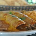 Molina's Cantina Beef Enchilada
