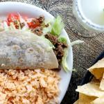 Molina's Cantina Beef Taco