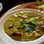 Molina's Cantina Creamy Poblano Soup