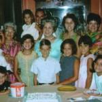 Molina's Cantina family birthday party