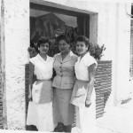 Mary Molina and staff