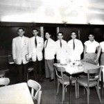 Raul Jr. and Staff, Molina's Cantina
