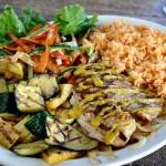 Molina's Cantina Grilled Tilapia