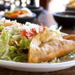 Molina's Cantina Puffy Taco