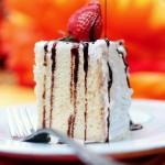Molina's Cantina Tres Leches dessert