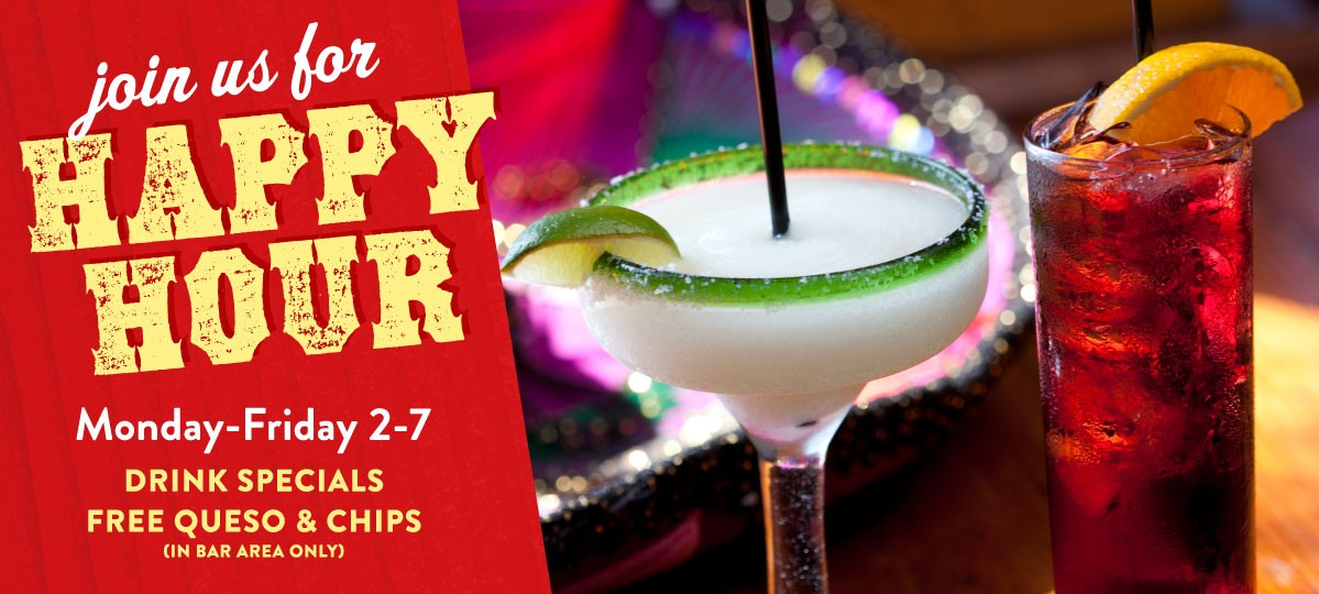Happy Hour at Molina's Cantina, Houston TX