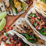 Molina's Cantina tacos