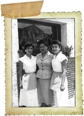 Molina's Cantina vintage photo